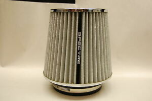 Spectre 8138 Cold Air Intake Filter Fits 3 3 5 4 76 89 102 Mm