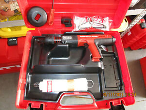 Hilti 373103 Powder actuated Tool Dx 351 me Direct Fastening Kit New 881