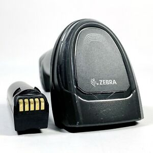 Zebra Ds8178 Gray Handheld Bluetooth Wireless Barcode Scanner With Battery