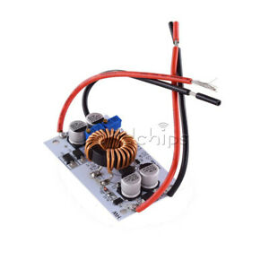 Dc 10a 500w Adjustable Boost Constant Current Voltage Step Up Driver Module