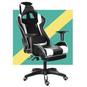 High Back Executive Computer Office Chair Gaming Chair Swivel Leat