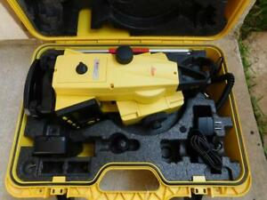 Leica Builder 309 Reflectorless Construction Total Station Surveying Survey Tool