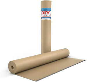 Kraft Paper Roll 18 X 1800 150ft Brown Mega Roll Made In Usa 100 Natura