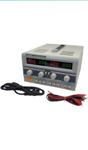 Tekpower Tp5003d 3 Variable Triple Outputs Linear Dc Power Supply 50v 3a