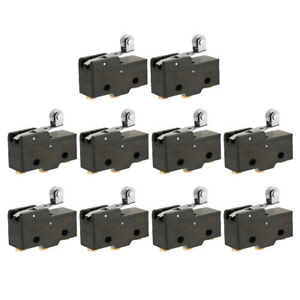 Micro Switch Momentary 250v 15a Limit Switch Stable Miniature Snap Action