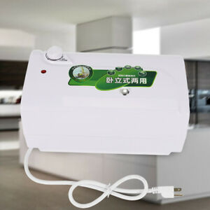 1500w 6l Electric Hot Water Heater For Bathroom Bathtub Shower Faucet 30 75