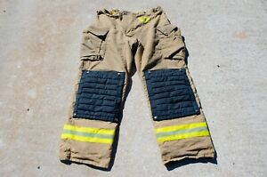 Morning Pride Fire Fighter Turnout Pants 38 X 32
