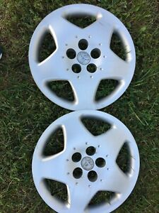 15 Wheel Covers Hubcaps Set Of 2 Fits 05 08 Toyota Carolla