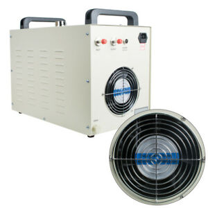 110v Cw 3000 Industrial Water Chiller Machine For Cnc Engraving Usa 2 5 Shipping