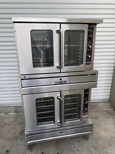 Garland Master 200 Ic0e10e Commercial Electric Double Deck Convection Oven