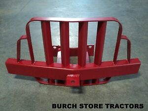 New Front Bumper For Massey Ferguson 240 Or 250 Tractor Usa Made