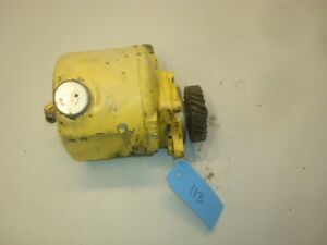 1972 Ford 2110 Lcg Tractor Power Steering Pump 2000