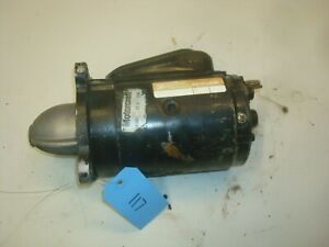 1972 Ford 2110 Lcg Tractor Starter 2000