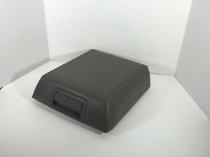 Ford Expedition Brown Center Console Lid Armrest 2007 2014