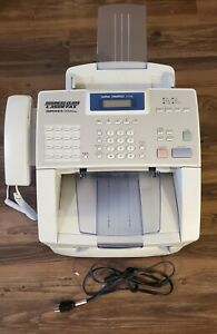 Brother Intellifax 4750e All in one Laser Printer Copier Scanner Fax W Toner