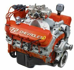 Gm Performance Parts Crate Engine Zz 572 621 Hp Big Block Chevy Each