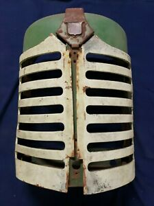 Oliver 77 Tractor Nose Cone Grill Radiator Cover