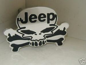 Jeep Hitch Cover Jeepskull Cherokee Grand Cherokee