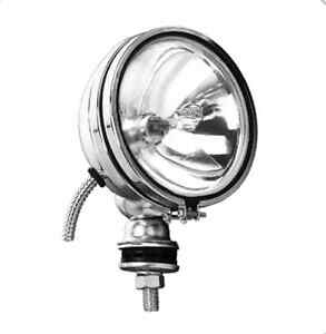 6 130w Chrome 6 Off Road Lights Jeep Suv Truck 4x4