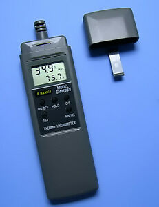 Digital Thermo hygrometer Temperature Humidity
