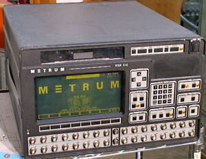 32 channel Metrum Rsr 512 Portable Voltage Recorder Pre