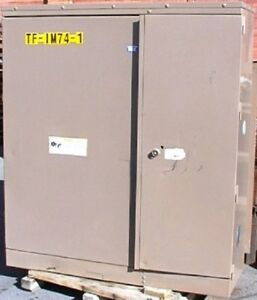 High Voltage Padmount Transformer 12470 480v 112 5kva