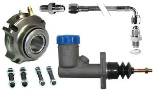 Hydraulic Throwout Bearing Master Cylinder Kit racing
