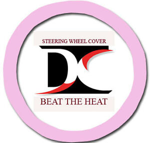 Steering Wheel Cover In Sweet Pink Goodquality So Soft