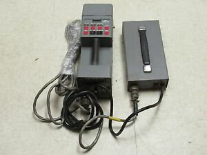 Csi 444 Stroboscope With 444 2 Power Supply