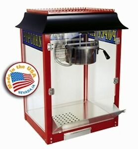 Popcorn Machine Popper Paragon 1911 8 Oz Antique