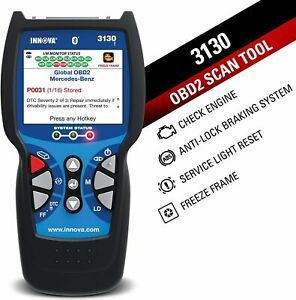 3130f Scanner Diagnostic Scan Tool Code Reader Obd2 Can Abs And Bluetooth