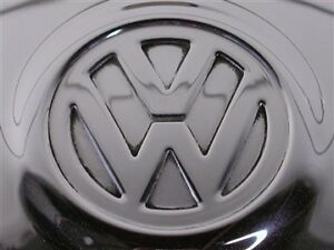 Vw Volkswagon Bug Beetle Chrome Center Cap Hub Cap