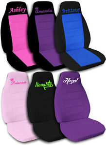Personalized Car Seat Covers Get Ur Own Design C L