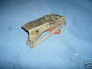 Nos 1951 Lincoln Door Latch Passenger Side