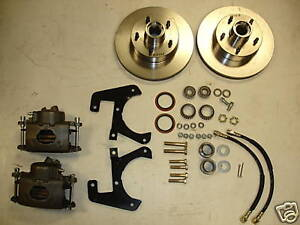 1941 1959 Chevrolet Truck Front Disc Brake Conversion 1 2 Ton 5 On 4 3 4
