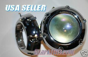 Bmw M5 5 Series Xenon Tsx E55 Tl Hid Projector Shrouds New Nice Retro Fit Hella