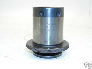 Used 3 Bilz Quick Change Tap Collet 1 1 8 T m Smith