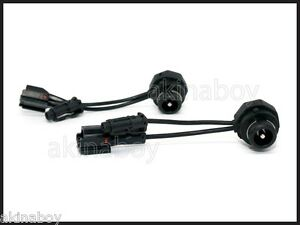 D2s D2r To Ket Pig Tail Wiring Harnesses Connectors Plugs Hid Xenon Oem Bulb Dot