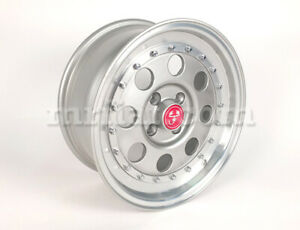 Fiat 124 Spider Dial Plate Wheel 7 X 15 New