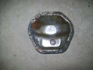 78 Chevy Blazer 4x4 Front Differential 10 Bolt Cover