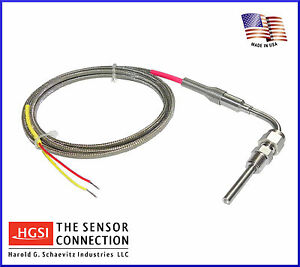 Exhaust Gas Temperature Egt Probe Compression Fitting
