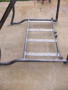 Seat Mount Kit Roll Cage Roll Bar 66 77 Ford Bronco