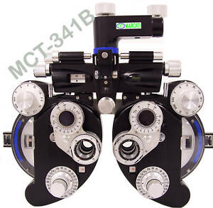 Mct341b Manual Refractor optometry phoroptor new