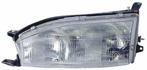 Brand New Left Headlight Fits 1992 1994 Toyota Camry