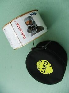 Drager Defendair Air Mask With Filter Pouch 2010