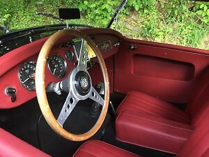 Mga 1500 1600 Twin Cam Roadsters Leather Interior Kits Made To Order