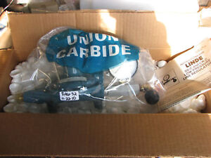 Nib Linde specialty Gas Low Press Line Regulator Ssc 1