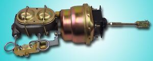1955 1956 1957 Chevrolet Power Brake Booster Master Combo Disc Drum Pro Valve