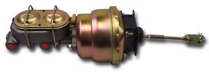1955 1956 1957 Chevrolet Power Brake Booster Master Combo 7 Inch Dual Diaphragm