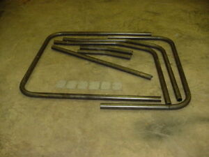 6 Point Roll Cage Kit Jeep Yj Wrangler Roll Bar Kit